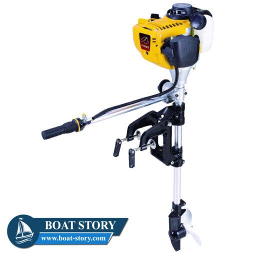 เครื่องยนต์เรือ 4 จังหวะ 4-Stroke Outboard Boat Engine