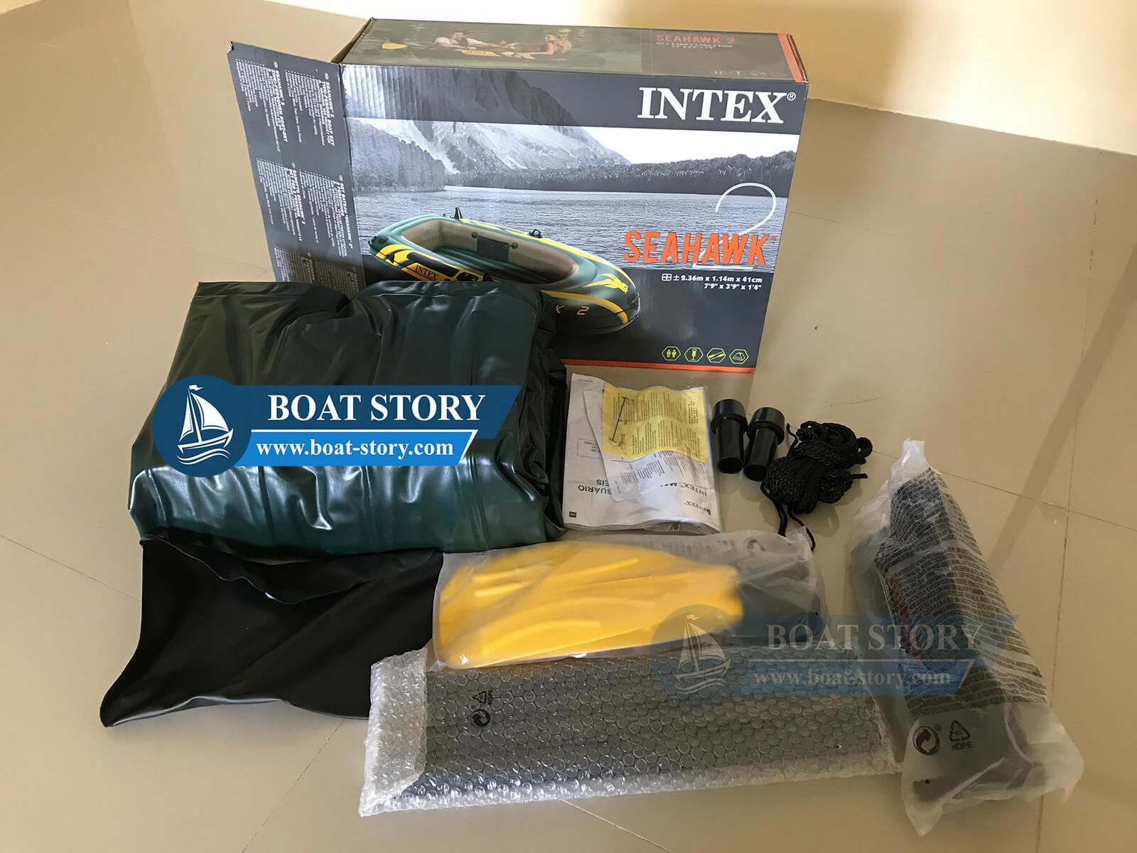 เรือยาง Seahawk 2 Intex 099