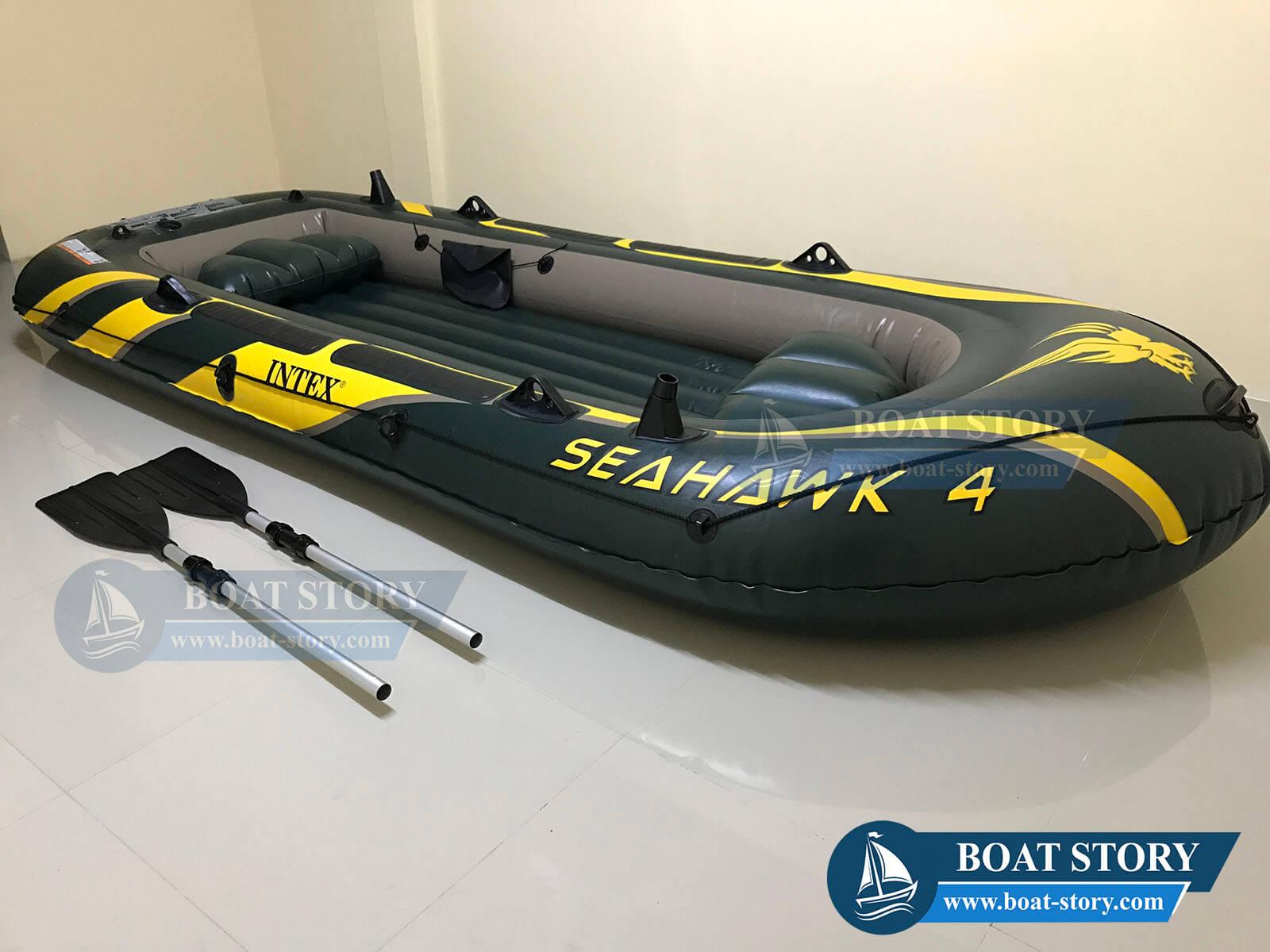อุปกรณ์เรือยาง Seahawk 4 intex 099