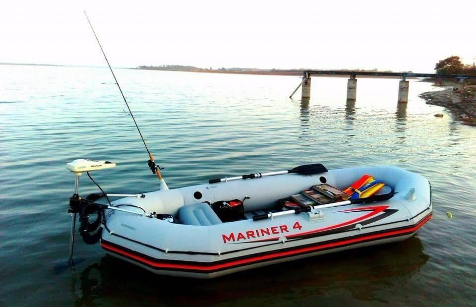 เรือยาง MARINER 4 intex 087