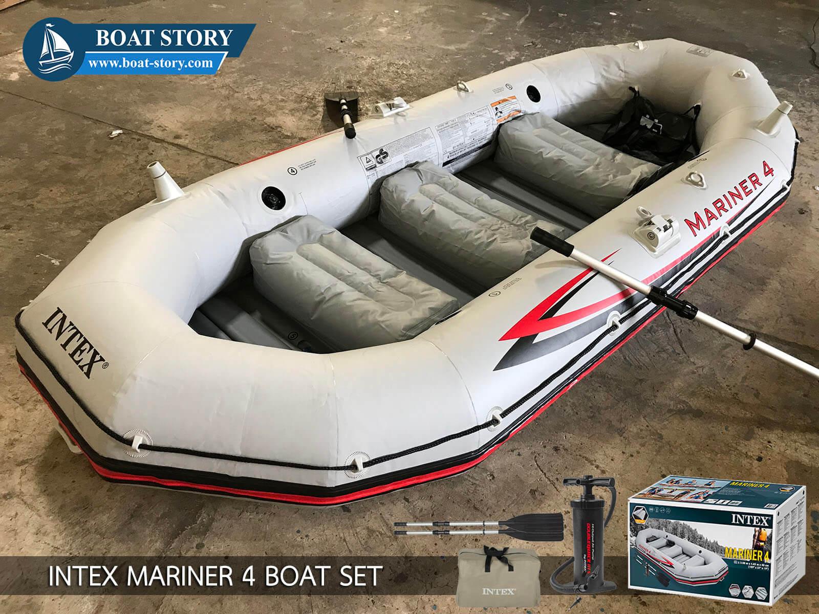 เรือยาง MARINER 4 intex 097