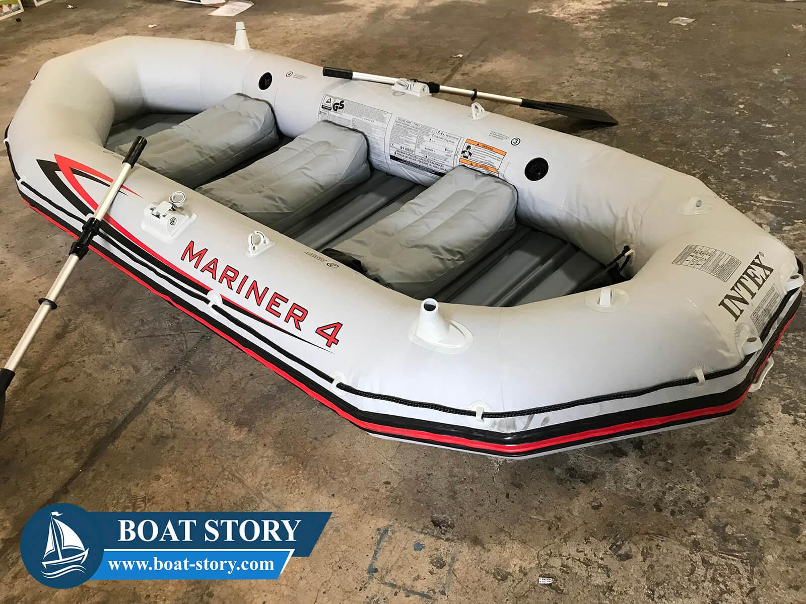เรือยาง MARINER 4 intex 098