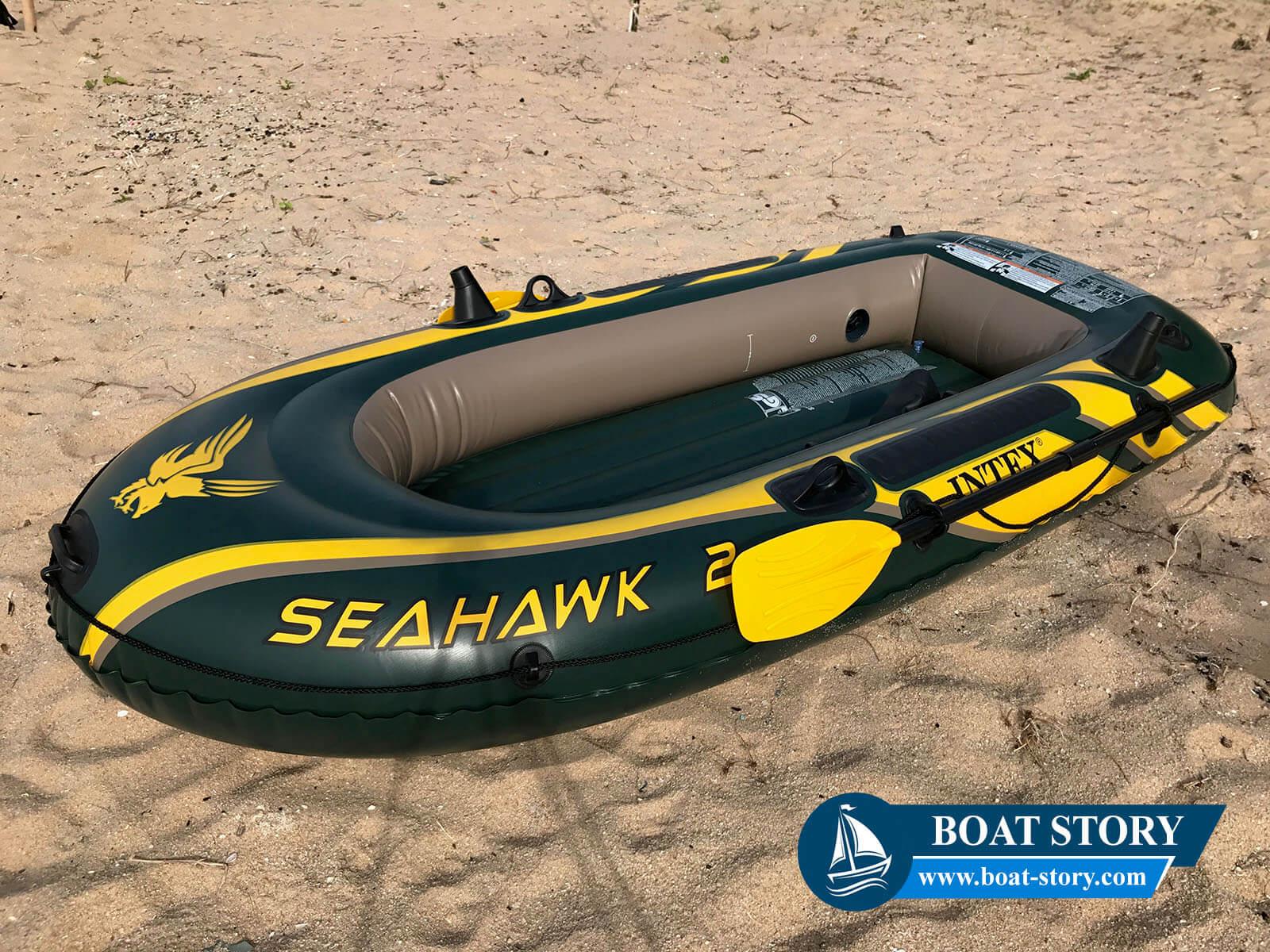 เรือยาง seahawk 2 intex 098