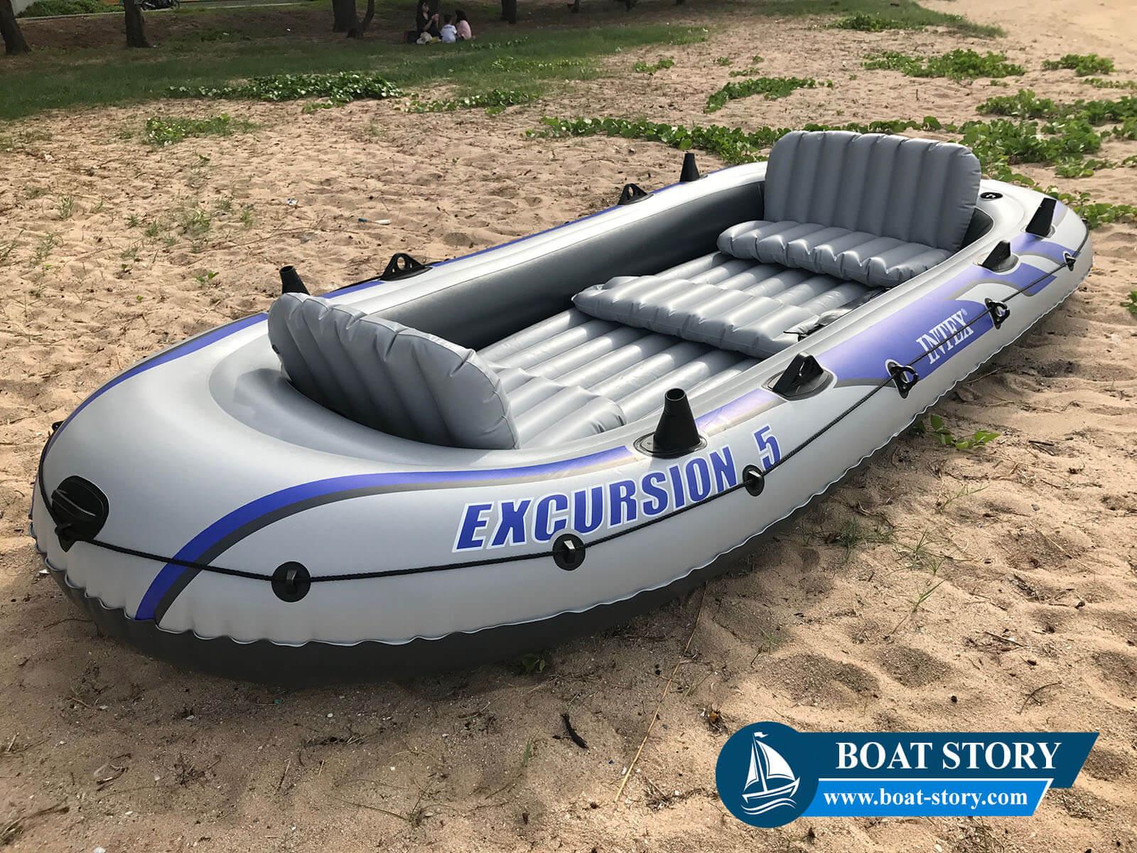 เรือยาง excursion 5 intex 098