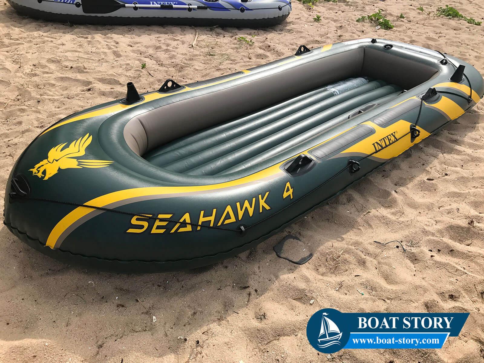 เรือยาง Seahawk 4 intex 098